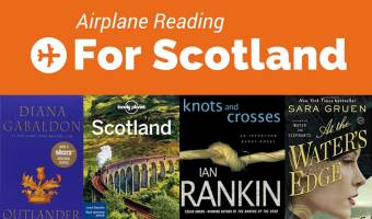 Airplane Reading: Books Set in Scotland