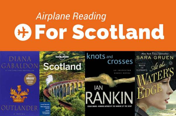 Airplane Reading: Books Set in Scotland