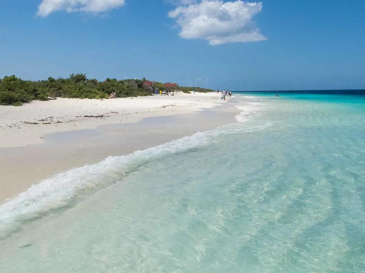 Klein Bonaire Beach