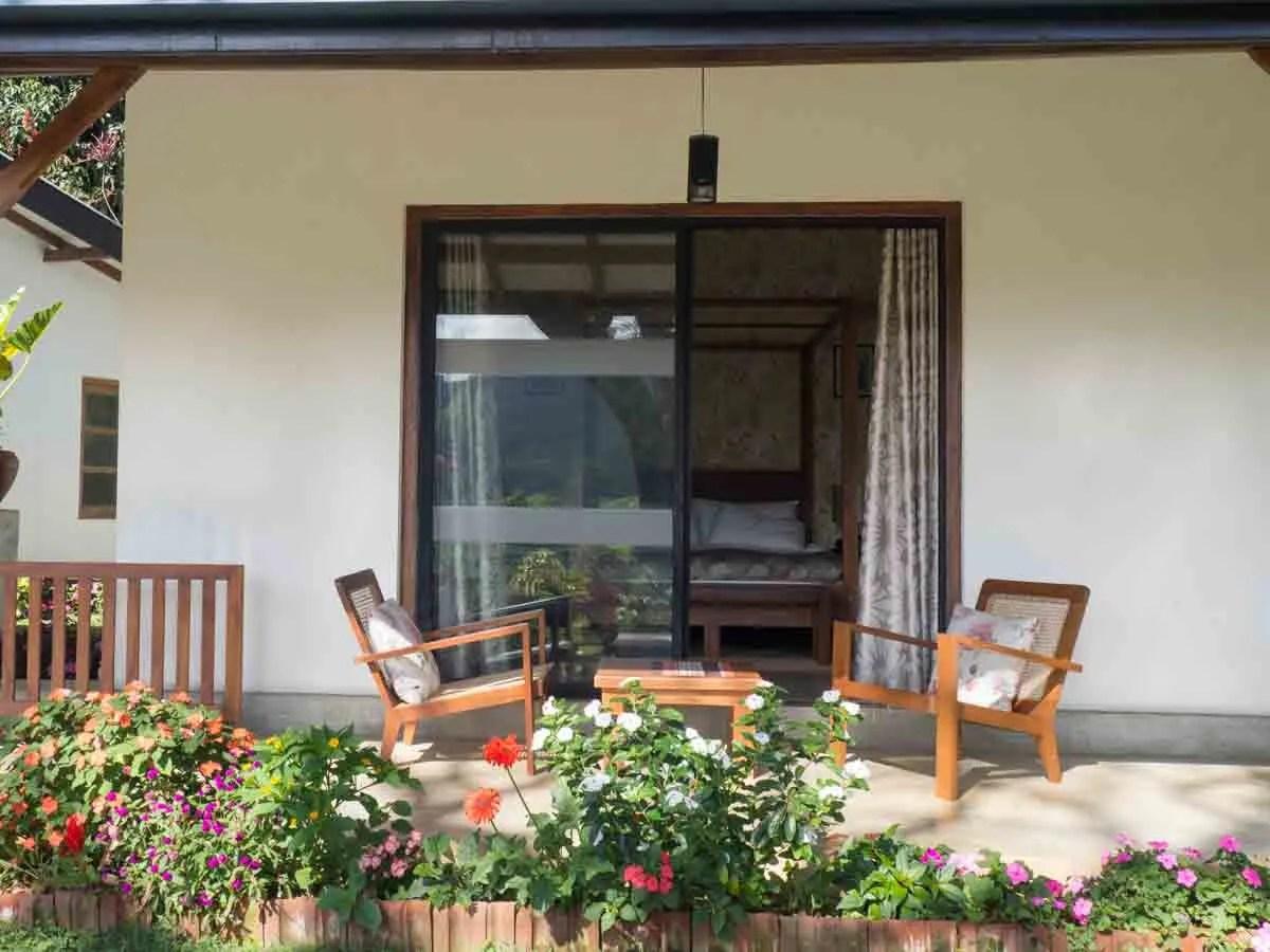 Ceylon Tea Bungalow room View