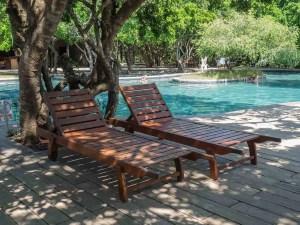 Cinnamon Wild Sri Lanka hotel pool