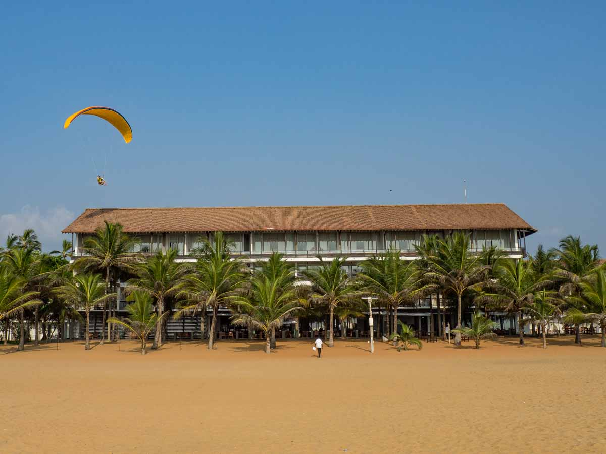 Jetwing Beach Luxury Hotels in Sri Lanka