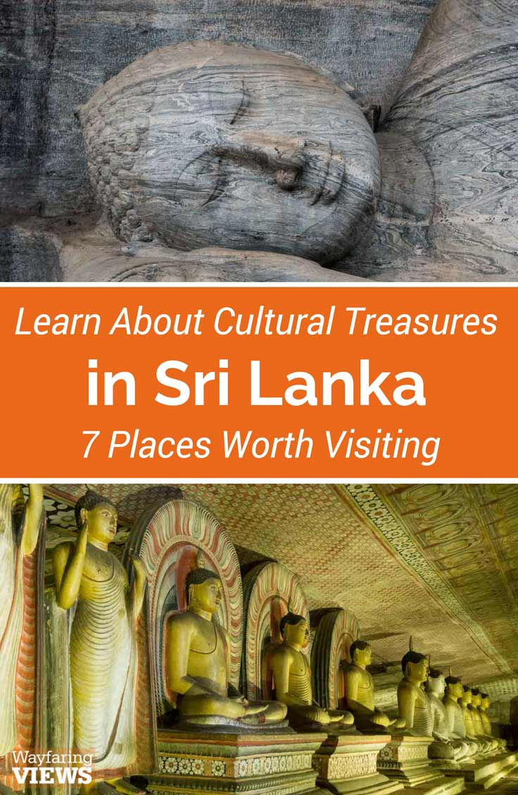 Sri Lanka Points of Interest and Cultural Sites