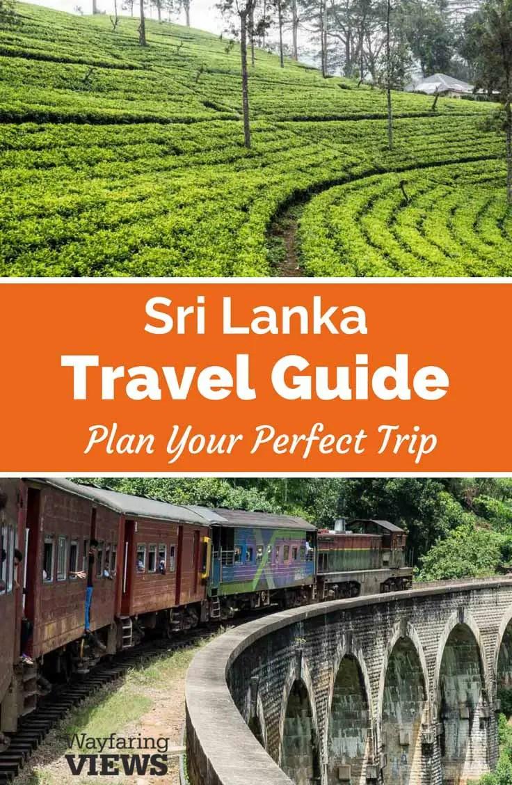 Sri Lanka Travel Guide Wayfaring Views