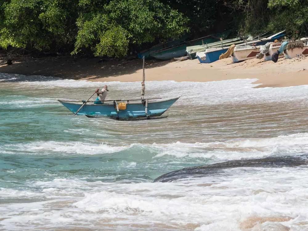 Travel to Sri Lanka- Marissa Beaches