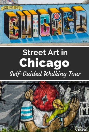 Use this Chicago street art guide to discover some 40,000 square feet of wall murals and street art in three distinct neighborhoods. Self-guided walking tour of Chicago wall murals.