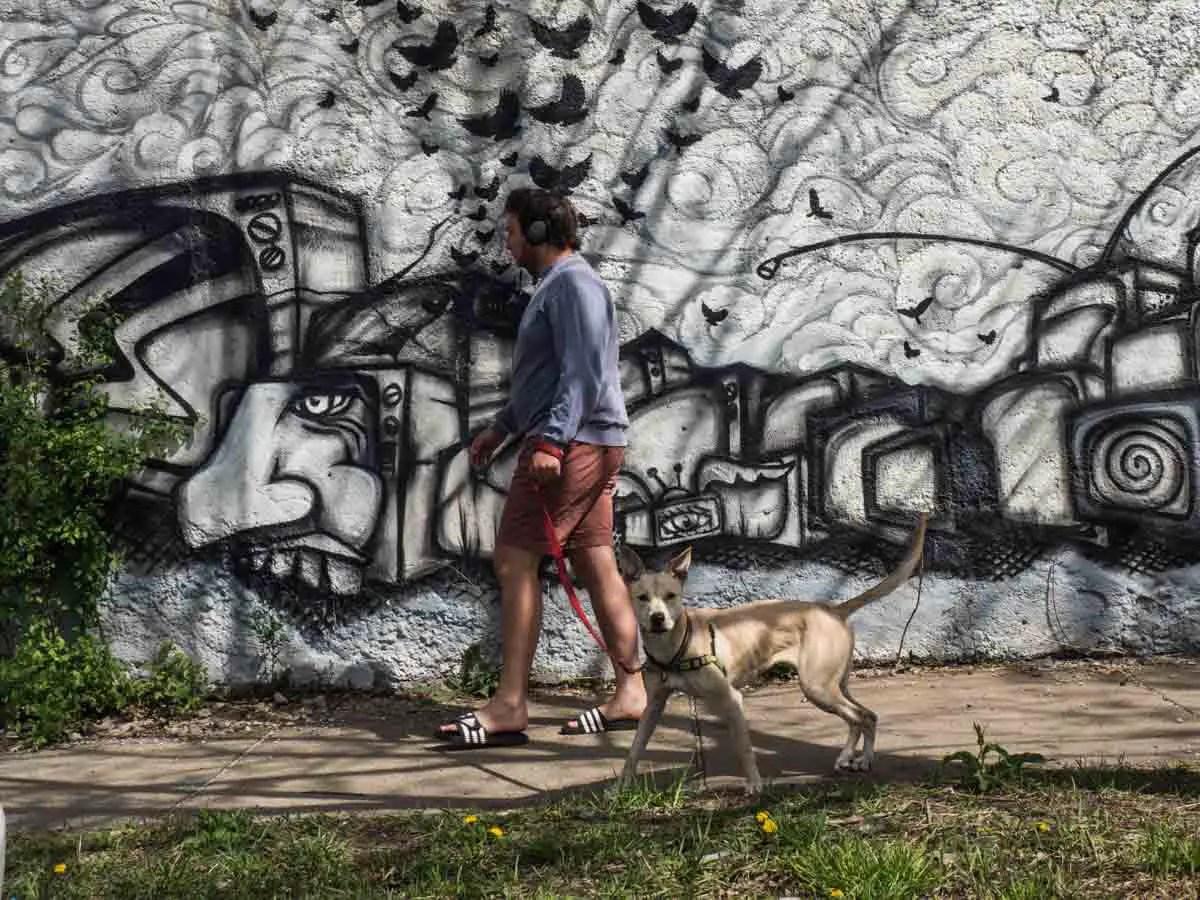 street art in Pilsen Chicago