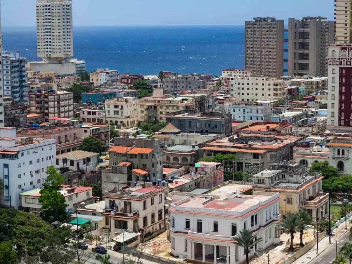 Havana City View