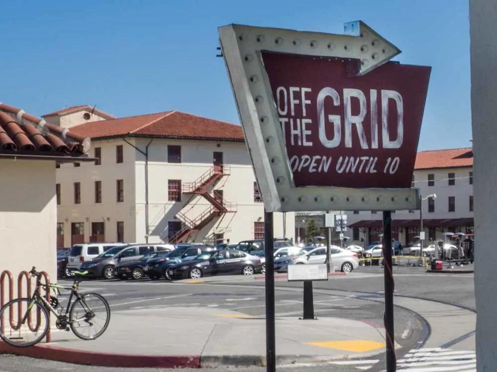 California San Francisco Off The Grid