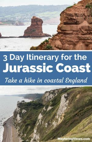 Get epic coastal views on the Jurassic Coast hike in Southwest England. |Devon| Dorset| Heritage |Walks & Beaches | Travel to United Kingdom