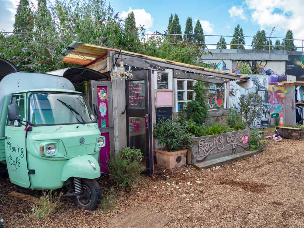 Shoreditch Nomadic Community Gardens