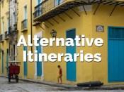 Wayfaring Views Alternative Itineraries