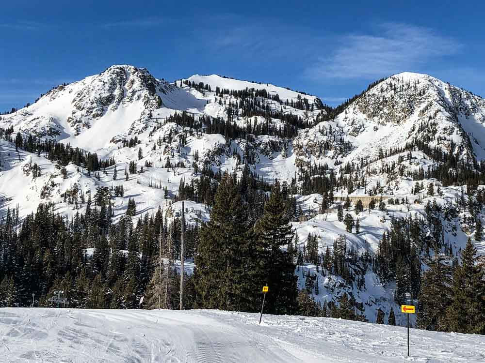 Ski Salt Lake: Brighton Ski Resort