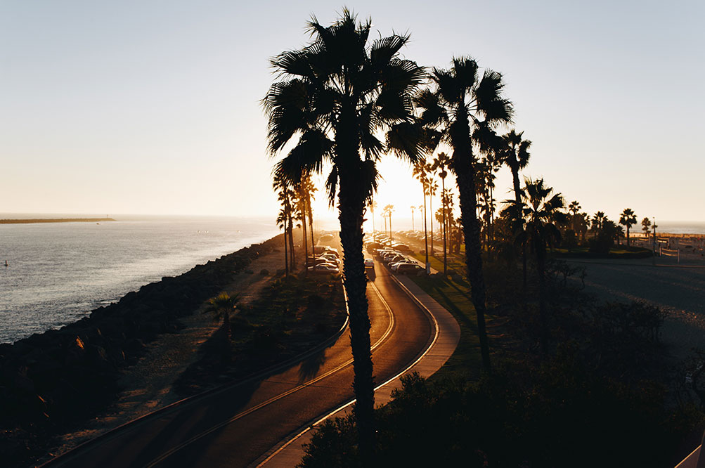 Sunset Drive San Diego