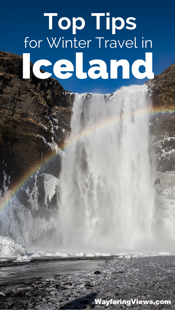 Plan your perfect Iceland winter travel with these top tips and inspiration. Find out what to see in Iceland in winter, where to go, what the weather is like and what to pack. | Iceland waterfalls | Iceland Ice Caves | Iceland landscapes | Iceland packing list