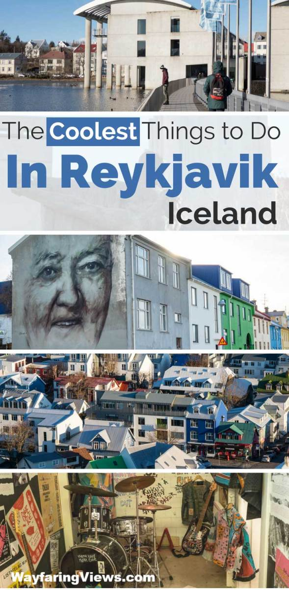 Cool things to do in Reykjavik Iceland