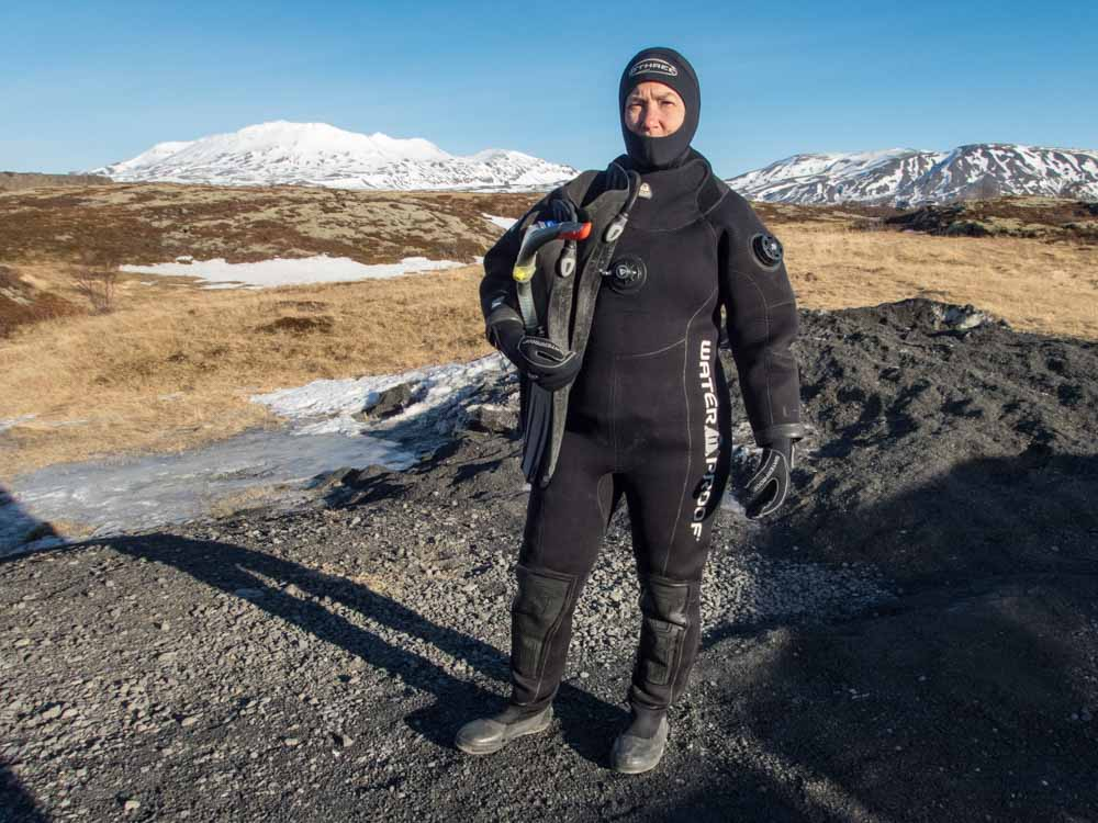 Daytrips from Reykjavik Snorkeling Silfra