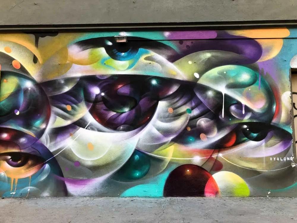 Las Vegas Street Art by valone