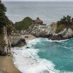 McWay falls in southern Big Sur