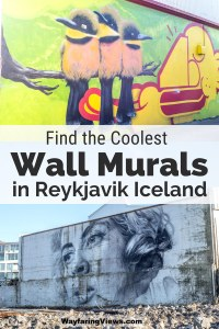 Find the coolest Reykjavik street art, murals and graffiti on this self-guided tour.