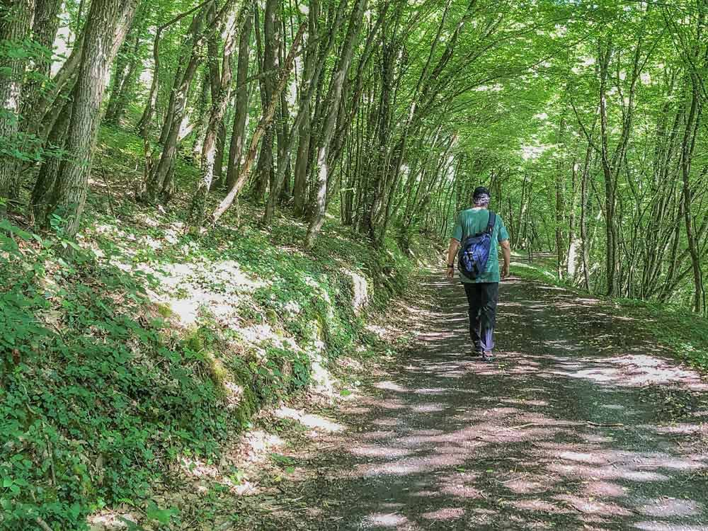 Luxembourg OurDall Hike near Vianden