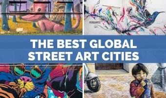 The World's Best Street Art Cities