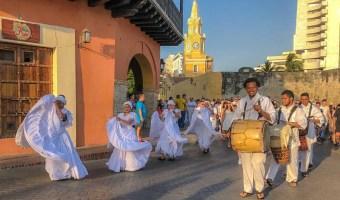 Cartagena Colombia La Calendaria festival