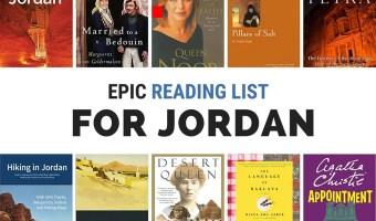 Books about Jordan epic reading list