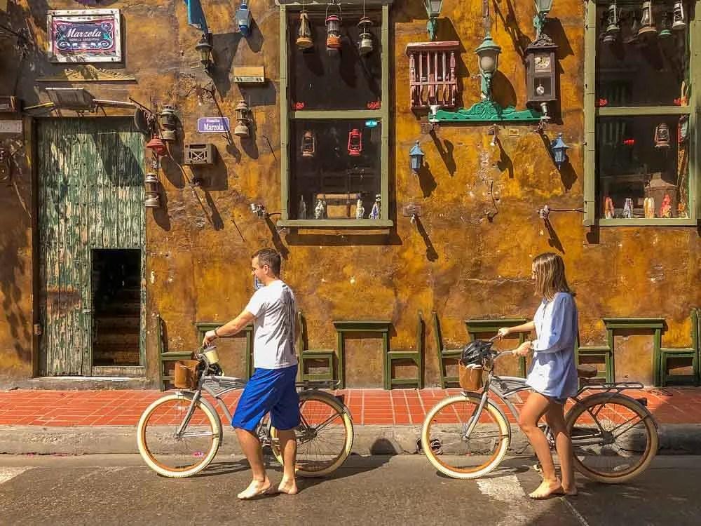 Cartagena Colombia Marzola Parilla