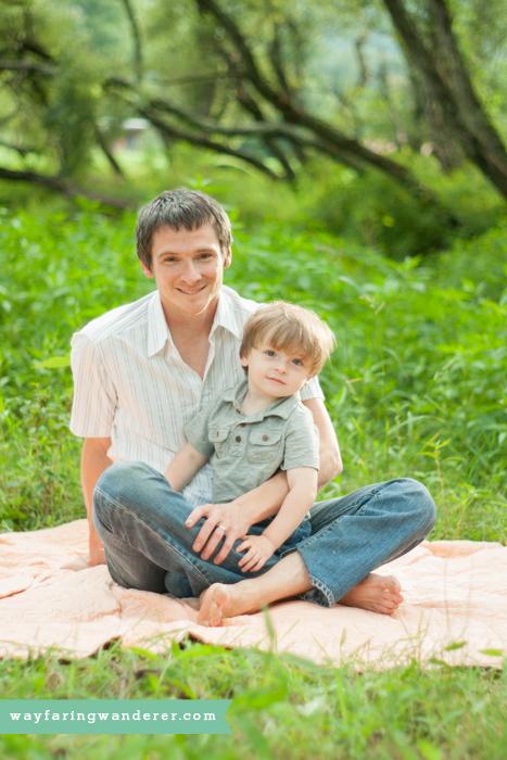 Pennington Family Adventure at Valle Crucis Park | Boone NC Family Photographer