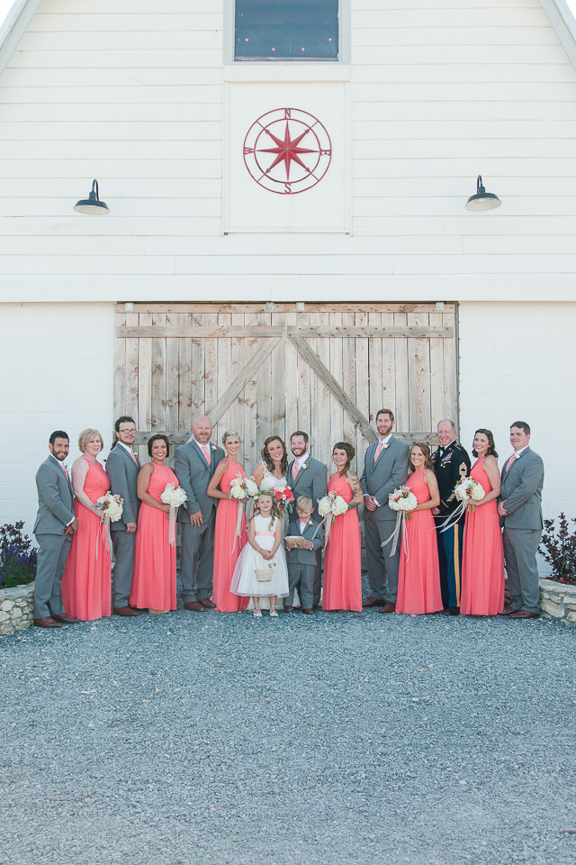 Overlook Barn Wedding