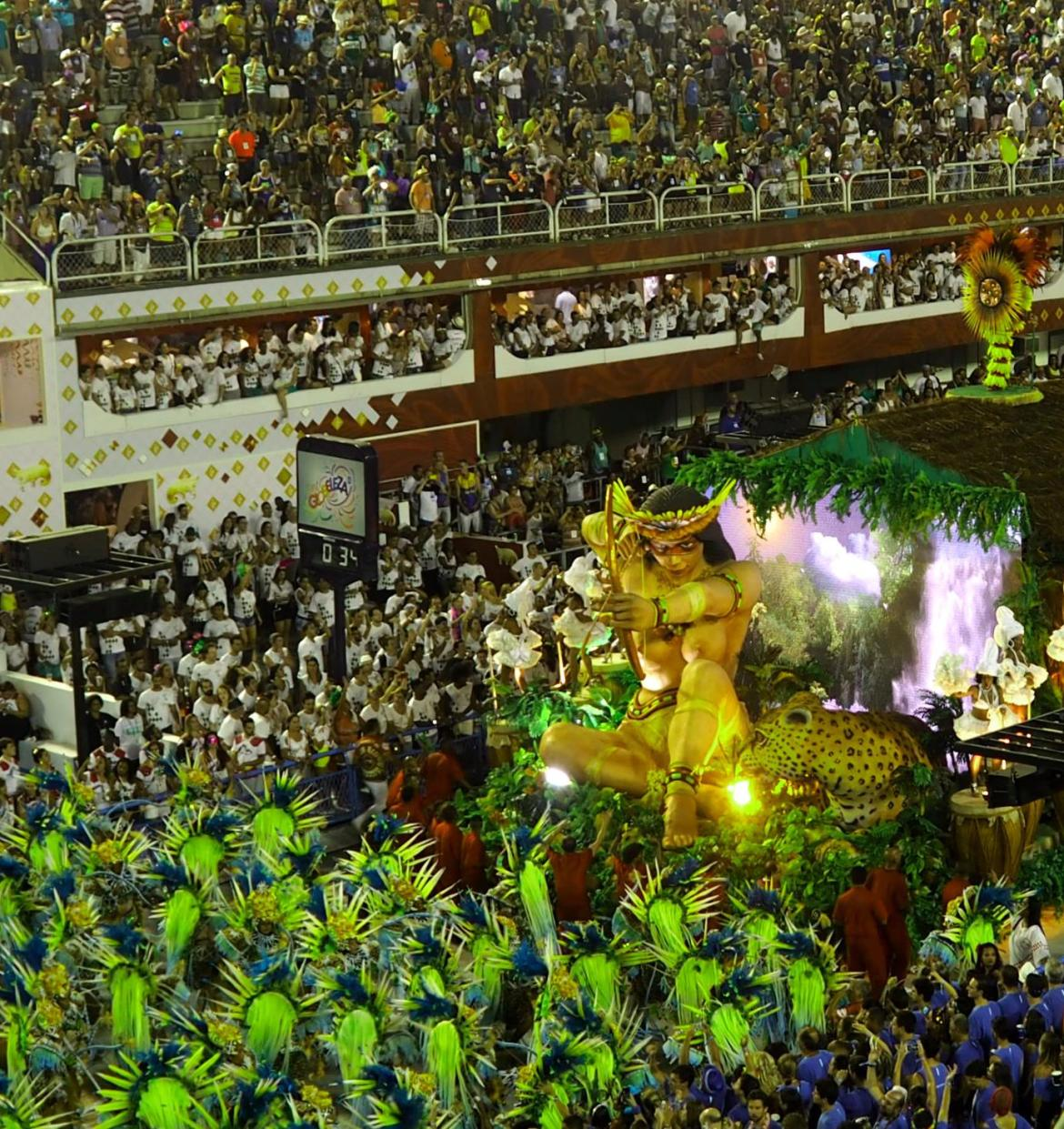Carnaval in Rio: 3 + 1 Best Ways to Celebrate
