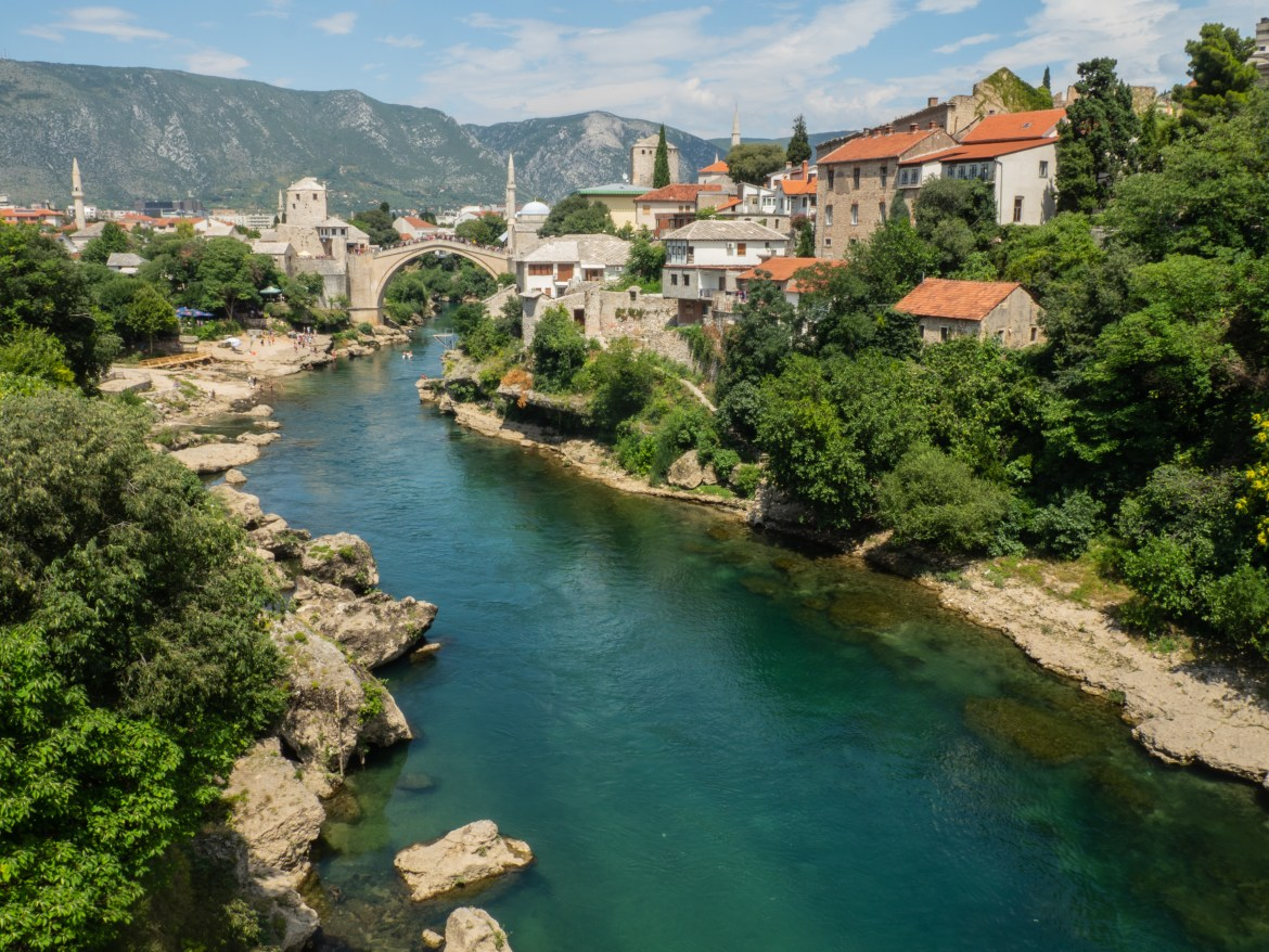 War and Peace: the Traces of Bosnian war in Modern Day Bosnia and Herzegovina