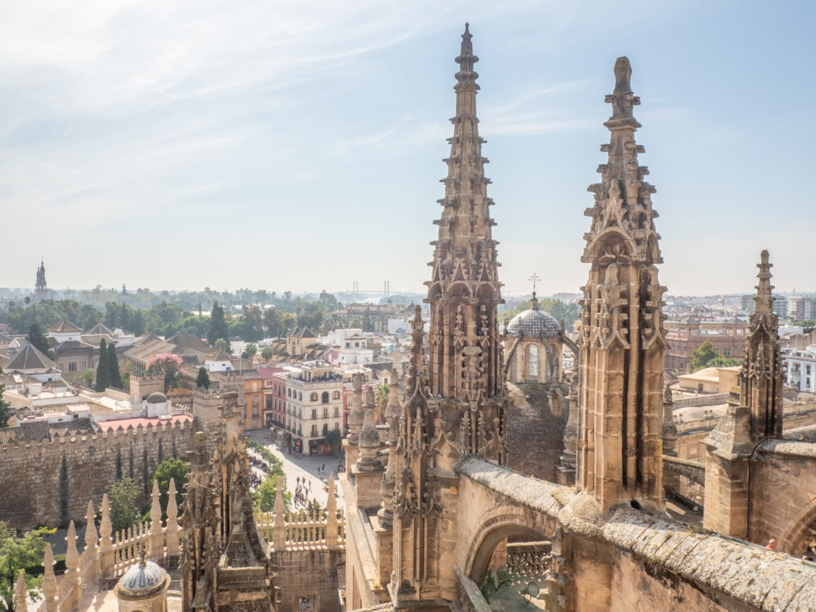25 Cool Photos to Help You Plan a Trip to Seville