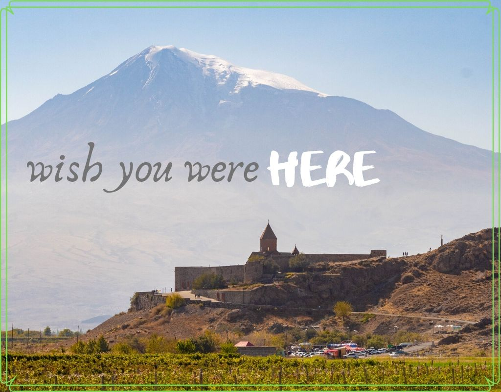 Sunday postcard from… Yerevan, Armenia