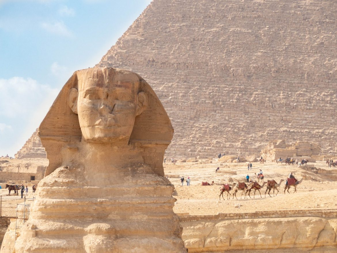 Visiting the Giza Pyramids: What It's Really Like