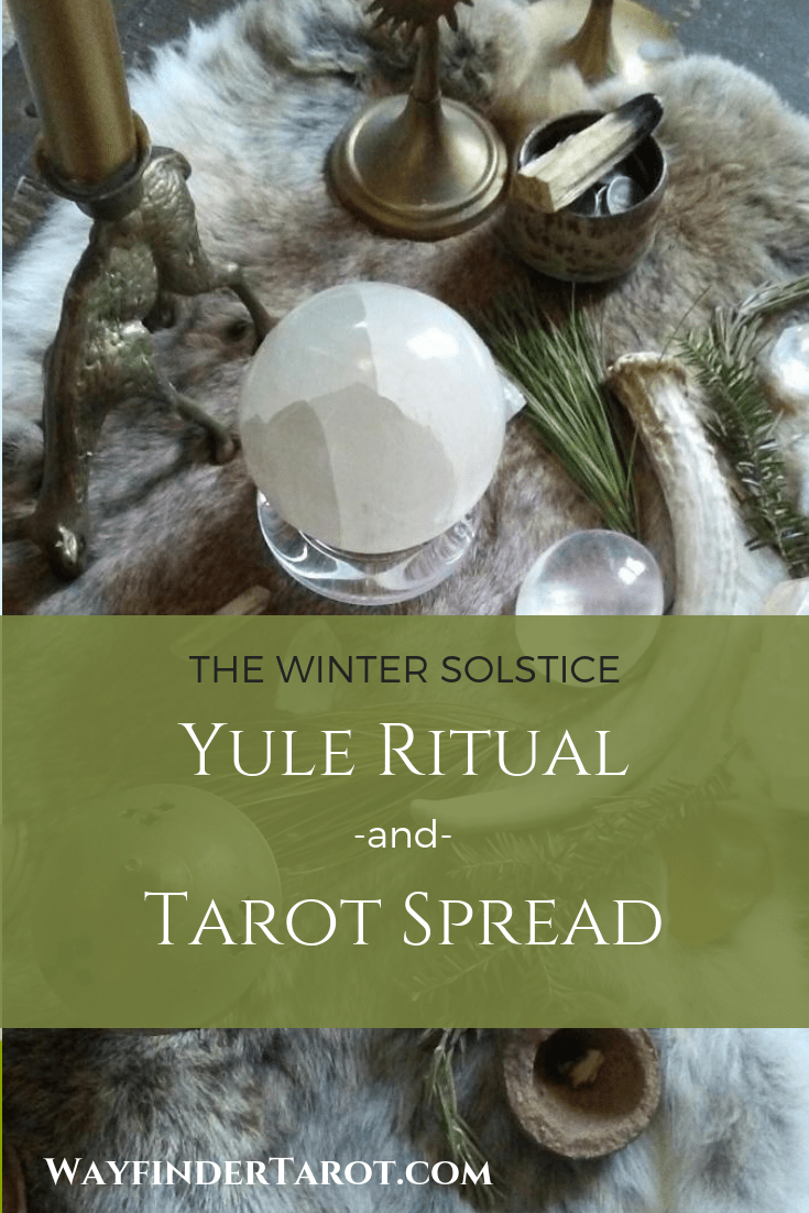 Yule Ritual and Tarot Spread