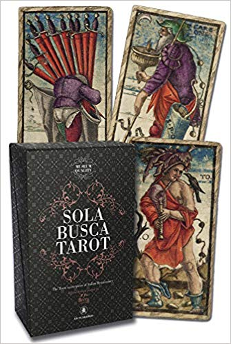 Museum Quality Sola Busca Tarot