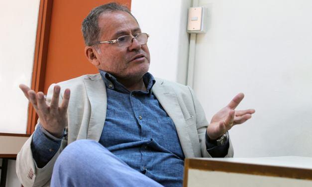 Ramiro Escobar: Es un líder potencialmente autoritario
