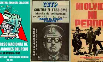 #AgendaWayka: Gráfica y memoria sindical