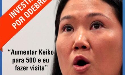 Fiscal Juárez investigará a Keiko por anotación en agenda de Odebrecht