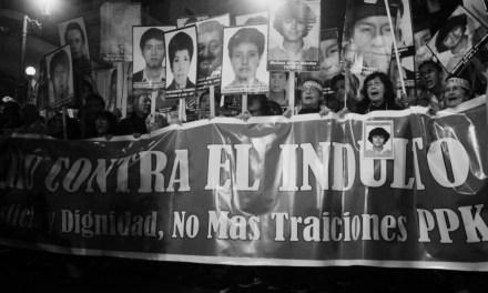 Indulto a Fujimori: Colectivos convocan a marcha este viernes contra su liberación