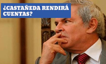 Se inicia verificación de firmas de #HablaCastañeda