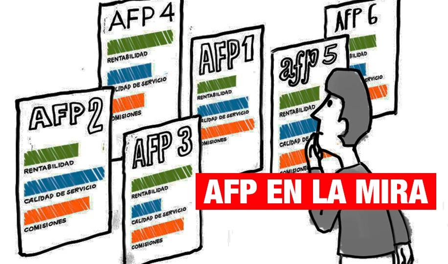¿Por qué las AFP están enfurecidas?