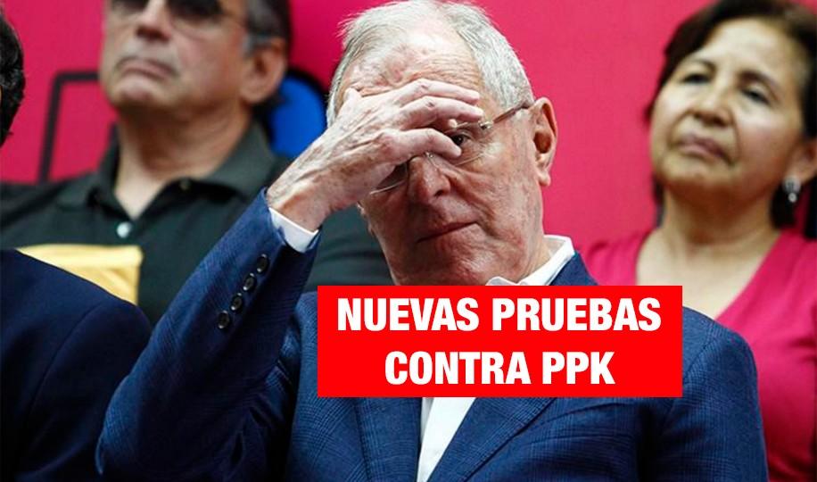 Fiscalía descubre transacciones de US$2,5 millones en cuentas de PPK