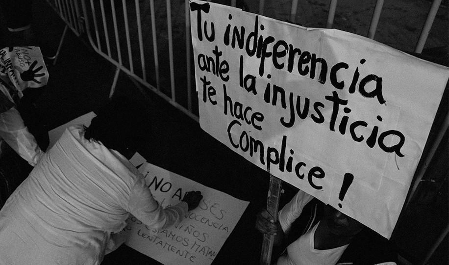 Anti justicia: pena de muerte y delitos sexuales