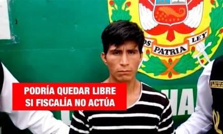 Sujeto confesó violación de 12 menores pero solo está detenido por drogas