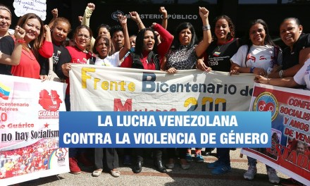 Los avances contra la violencia de género en Venezuela