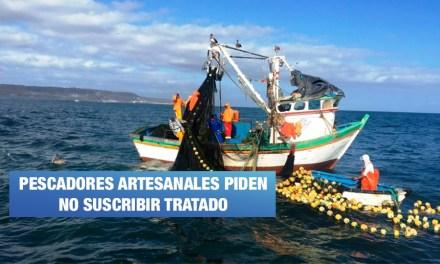 Gobierno no ha suscrito Convención del Mar, según Cancillería