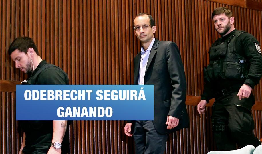 Odebrecht y otras corruptas están contentas, por Pedro Francke